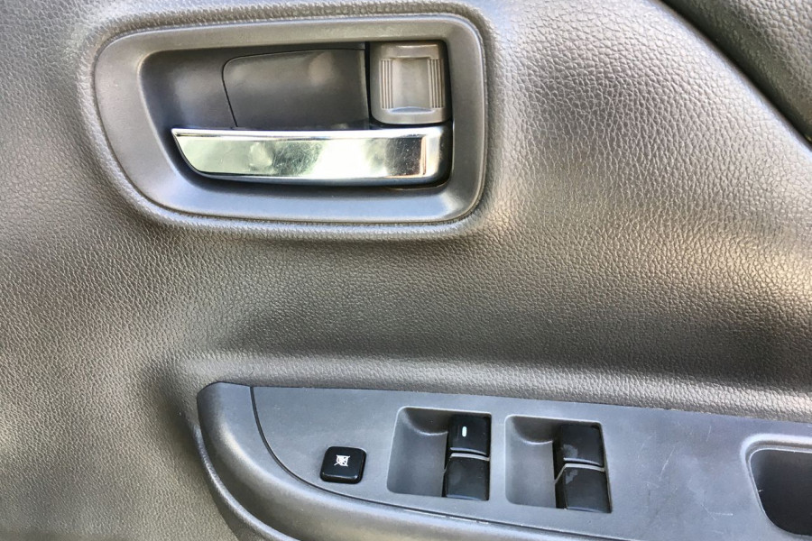 2017 Mitsubishi Triton MQ MY17 GLX+ Dual cab