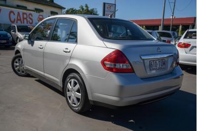 2007 Nissan Tiida C11 MY07 ST-L Sedan Image 3