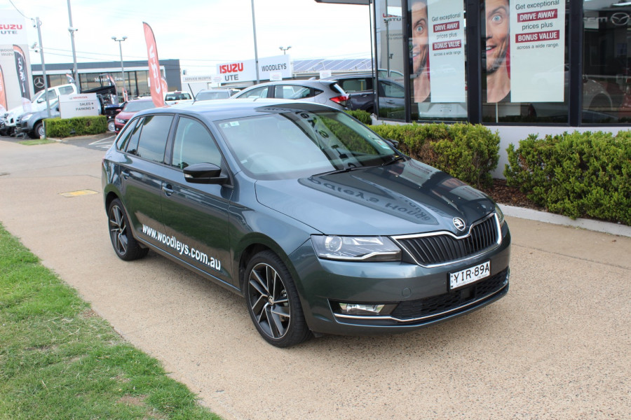 2019 Skoda Rapid NH 92TSI Wagon