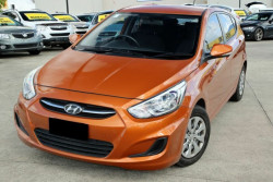 2014 MY15 Hyundai Accent RB2 MY15 Active Hatchback