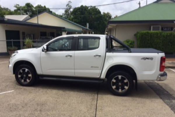 2016 Holden Colorado RG MY16 Storm Utility