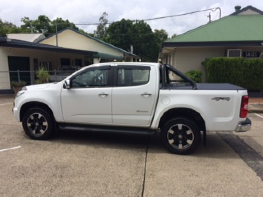 2016 Holden Colorado RG MY16 Storm Utility Image 4