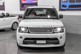 2011 Land Rover Range Rover Sport L320 MY11 TDV6 Autobiography Suv Image 5