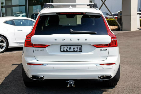 2019 Volvo XC60 UZ MY19 D4 AWD Inscription Suv Image 5