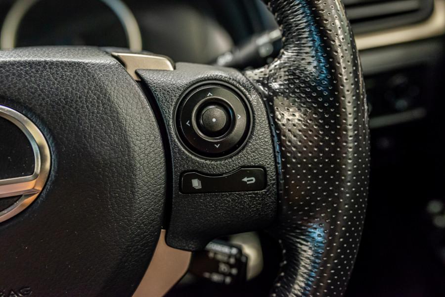 2016 Lexus Ct Hatchback