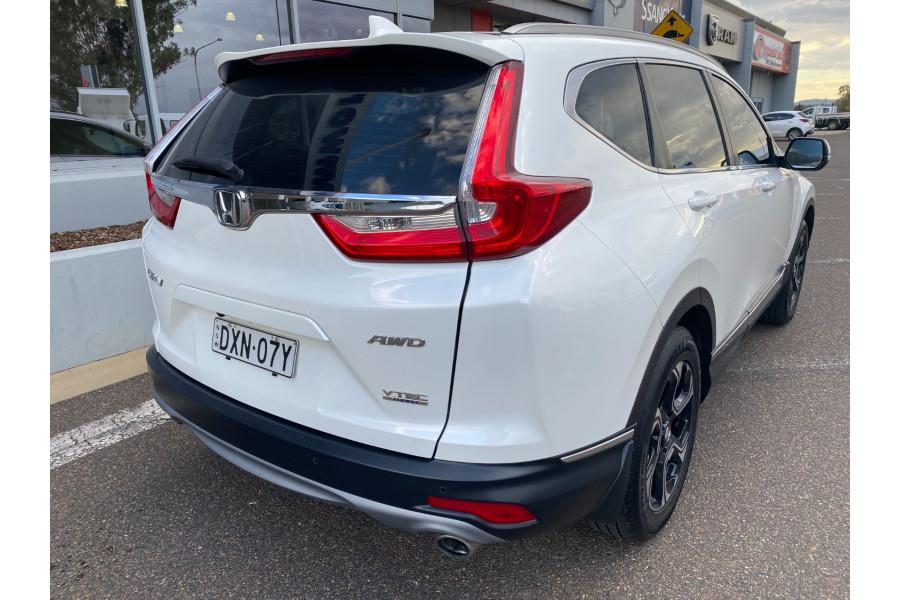 2018 Honda CR-V RW Turbo VTi-S Suv