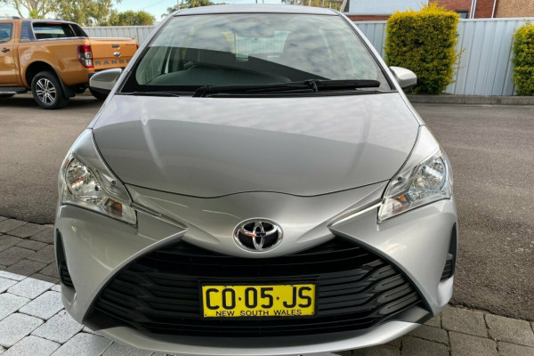 2017 Toyota Yaris Ascent Hatchback