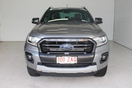 2019 Ford Ranger PX MkIII 4x4 XLT Double Cab Pick-up Dual cab Image 4