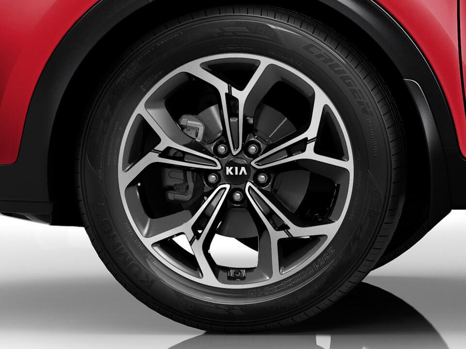 Alloy Wheels Image
