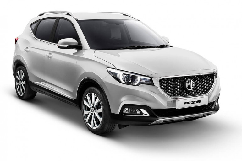 2021 MG ZS AZS1 Excite Suv