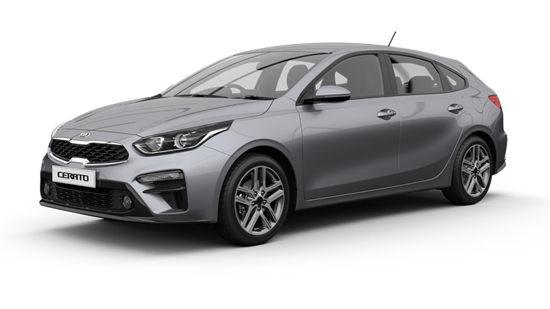 2020 Kia Cerato Hatch BD Sport with Safety Pack Hatchback