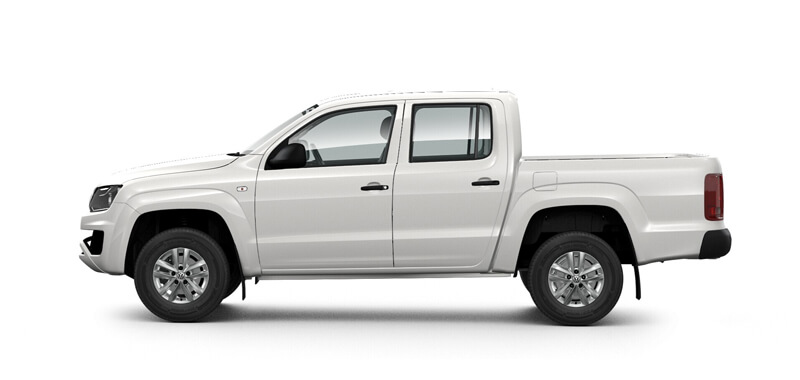 Amarok Core 4x4 8 Speed Auto<br>