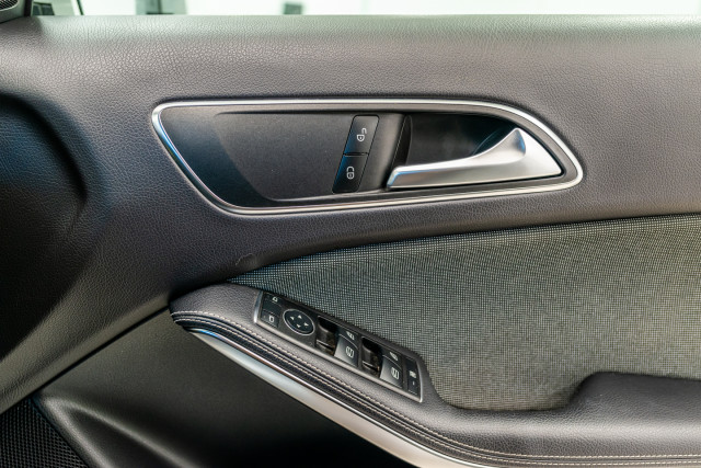2018 MY58 Mercedes-Benz A-class W176 808+ A180 Hatchback Image 32