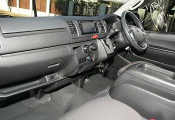 2017 Toyota Hiace TRH201R LWB Van