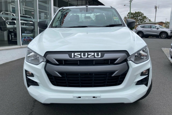 2020 MY21 Isuzu UTE D-MAX SX 4x4 Crew Cab Chassis Cab chassis Mobile Image 10