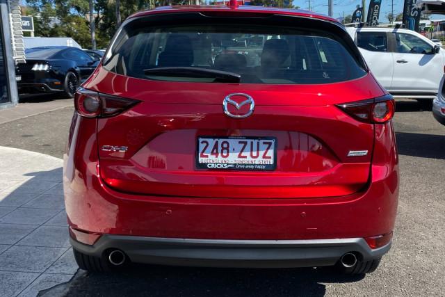 2017 Mazda CX-5 KF2W76 Maxx Suv Image 4
