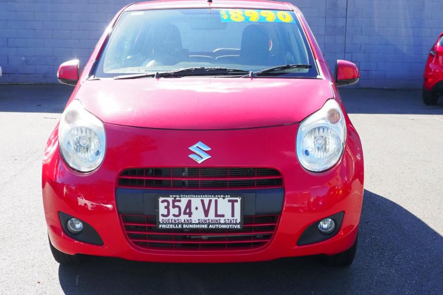 2014 Suzuki Alto GF GL Hatchback