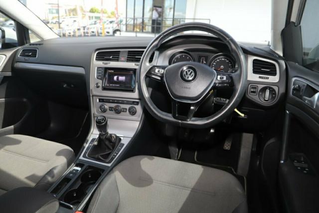 2013 MY14 Volkswagen Golf VII MY14 90TSI Comfortline Hatchback Image 10