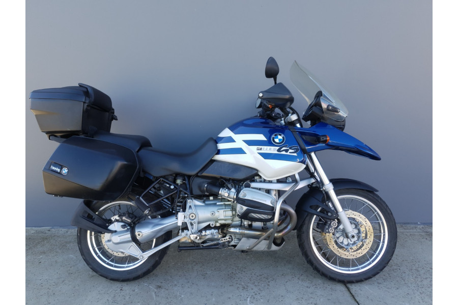 2000 BMW R 1150 GS Motorcycle