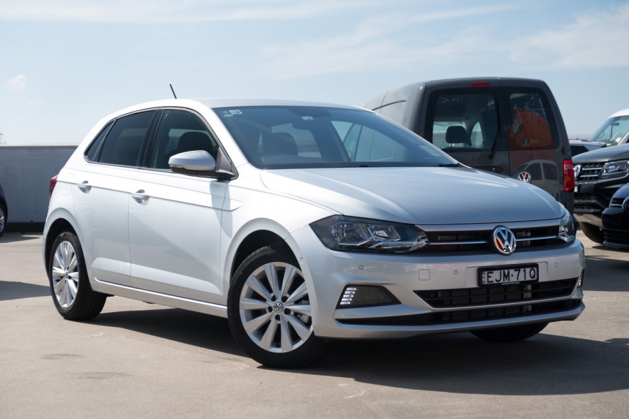 2019 MY20 Volkswagen Polo AW Style Hatch Image 1