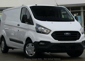 Ford Transit Custom 340L LWB VN