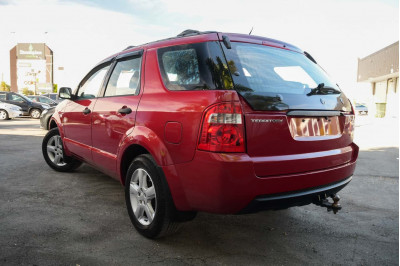 2009 Ford Territory SY SR Wagon Image 3