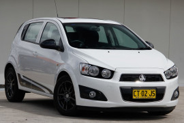 Holden Barina TM MY15