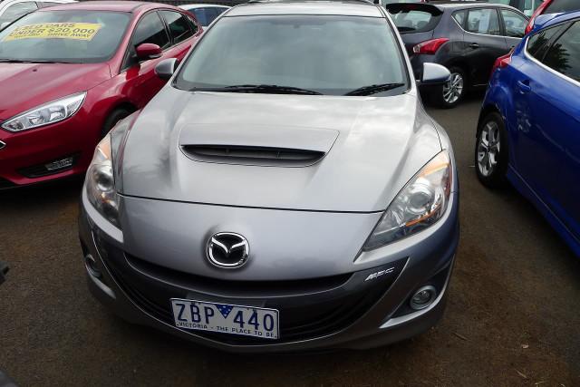 2010 Mazda 3 MPS