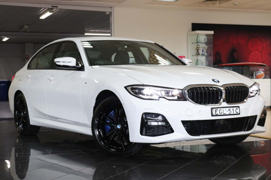 2019 BMW 3 Series Sport