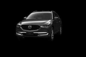 2021 Mazda CX-8 KG Series GT Suv Image 3