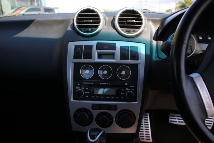 2006 Hyundai Tiburon GK MY06 V6 Coupe