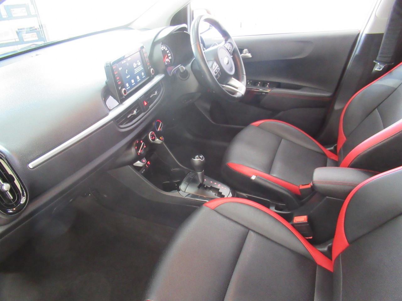 2018 MY19 Kia Picanto JA GT-Line Hatchback Image 29
