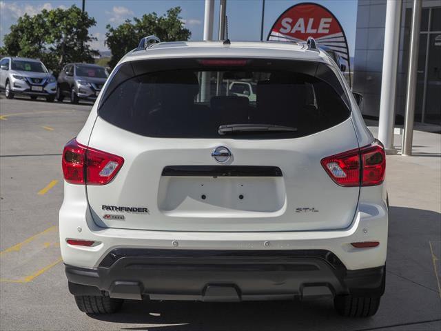 2019 Nissan Pathfinder R52 Series III MY19 ST-L N-TREK Suv Image 2