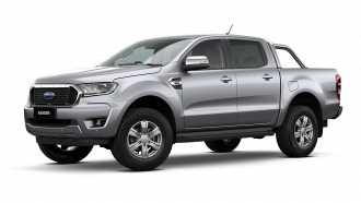 2020 MY21.25 Ford Ranger PX MkIII XLT Double Cab Utility image 8