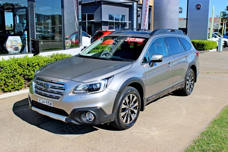 2015 Subaru Outback B6A  2.5i Suv