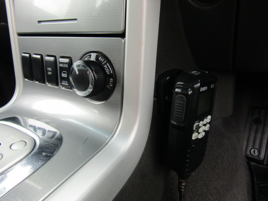 2013 MY12 Nissan Navara D40 S6 MY12 ST Utility Image 15