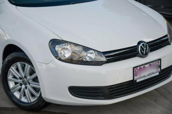 2012 MY12.5 Volkswagen Golf VI MY12.5 90TSI DSG Trendline Hatchback Image 2