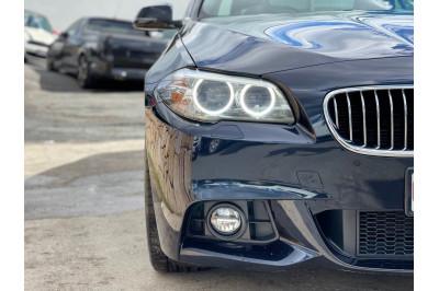 2015 BMW 5 Series F10 LCI 520d M Sport Sedan Image 5