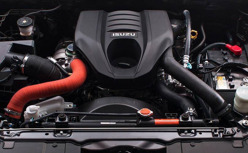 Isuzu UTE 3.0l Turbo Diesel