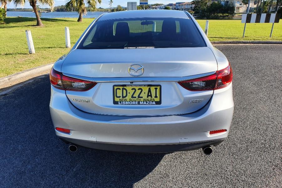 2015 Mazda 6 GJ1032 Sport Sedan Image 5