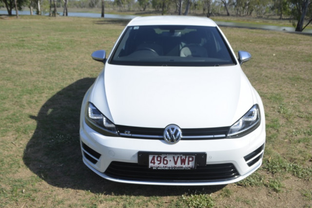 2015 Volkswagen Golf R