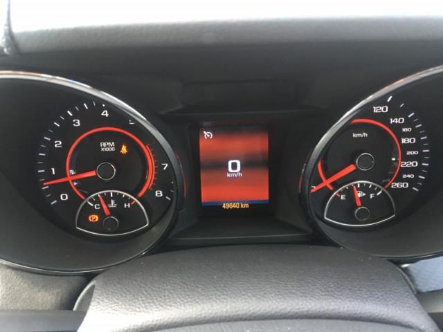 2016 Holden Commodore VF II SS V Redline Sedan