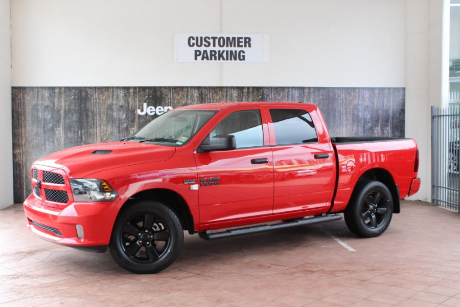 2019 MY20 Ram 1500 (No Series) Express Utility crew cab