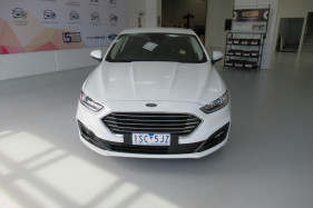 2019 MY19.5 Ford Mondeo MD 2019.5MY AMBIENTE Hatchback