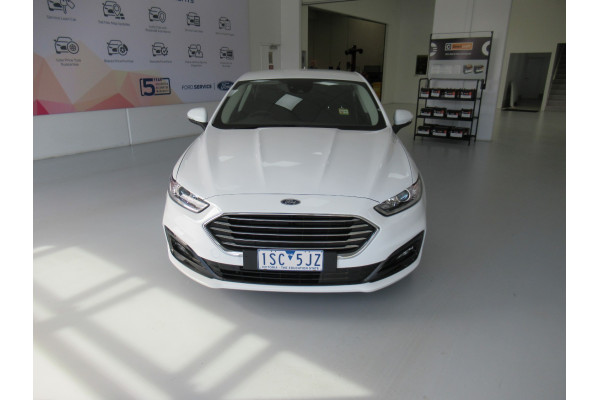 2019 MY19.5 Ford Mondeo MD 2019.5MY AMBIENTE Hatchback Image 3