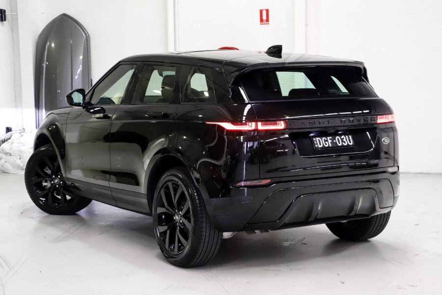 2020 Land Rover Evoque