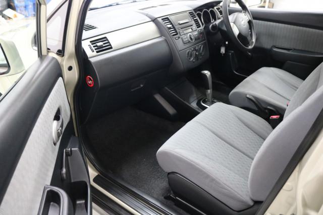 2009 MY07 Nissan Tiida C11 MY07 ST Sedan Image 5