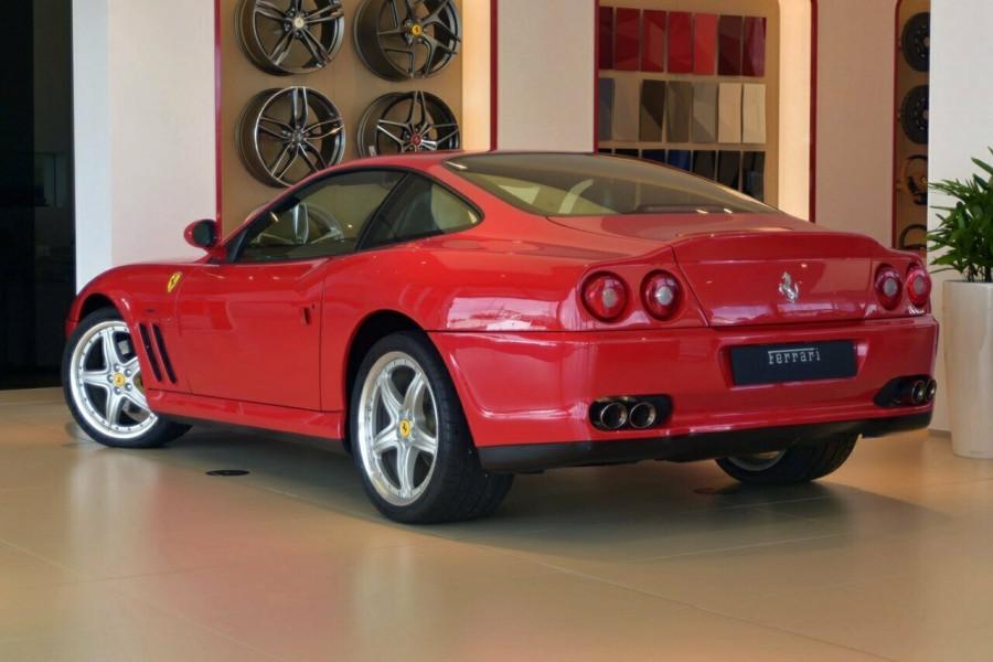 2003 Ferrari 575 Maranello F1 Coupe