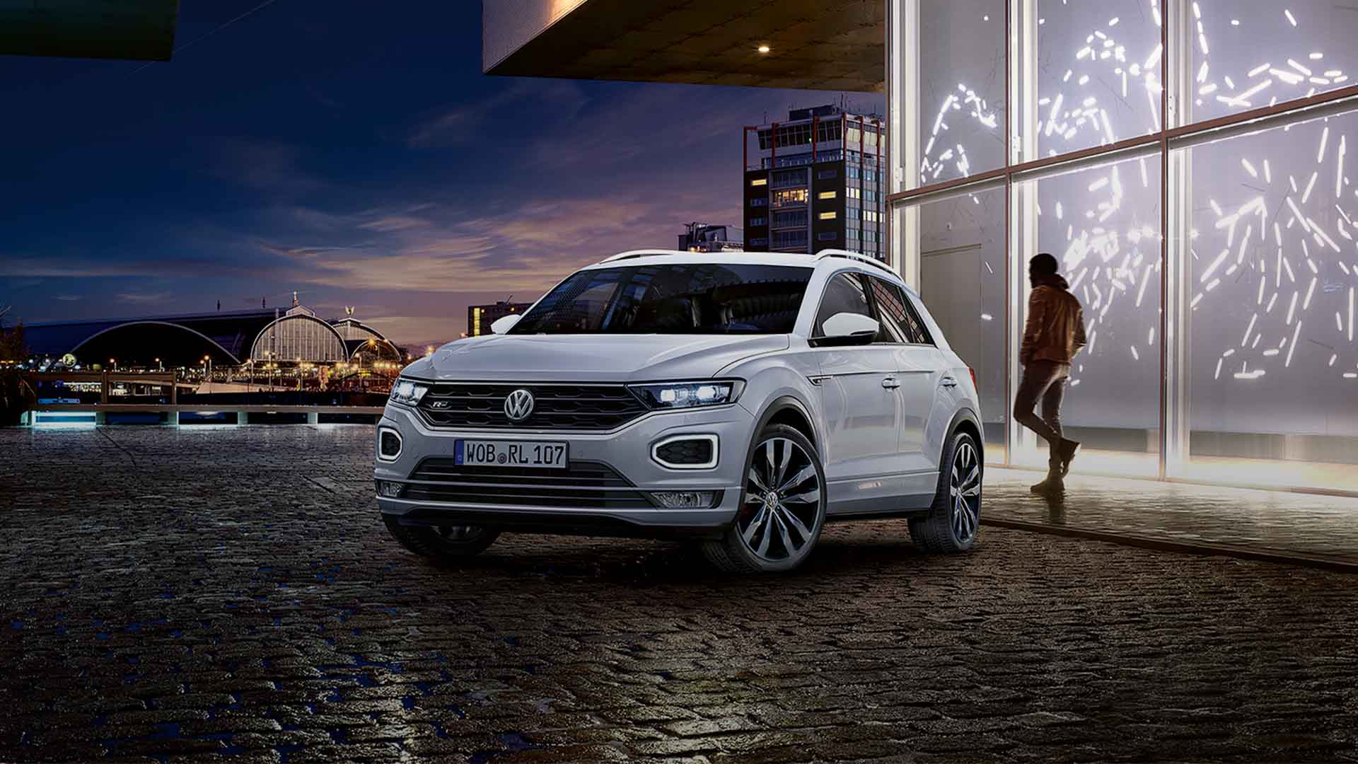 THE NEW T-ROC, ARRIVING IN 2020. Image