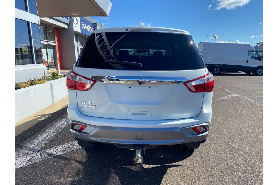 2018 Isuzu Ute MU-X Turbo LS-U Wagon